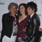 Camilo, Nuria, Juan Son