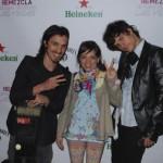 Ernesto, Natalia y Juan