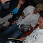 Cuban drummers!