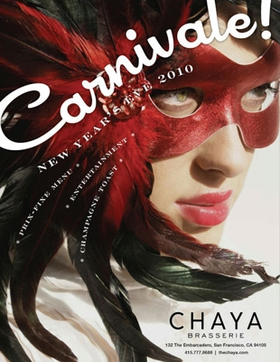 chaya flyer