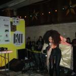 Maluca performing