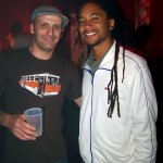 Stronghold Sound's Dub Snakr and Chief Boima