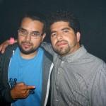 Mas Discos Crew: Enorbito and Ganas