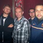 Bersa  Discos' Oro 11, DJ Rabeat and Sonido Diablo