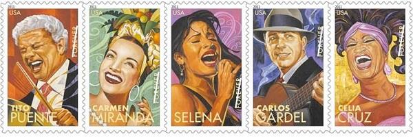 Latino-Stamps