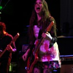 Le Butcherettes at The Fox Theater, Pomona, CA