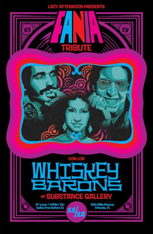 whiskey barons fania