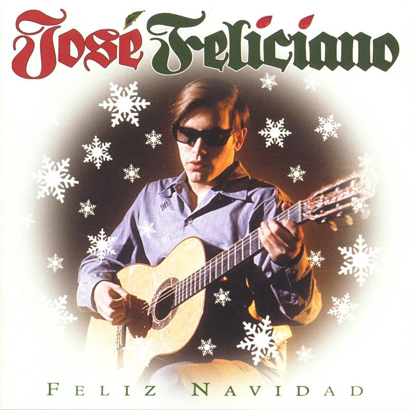 Jose Feliciano - Feliz Navidad - Front