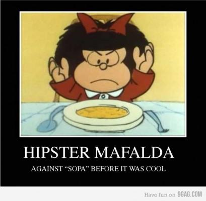 hipstermafalda