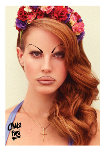 Chola del Rey (Not a big difference...)