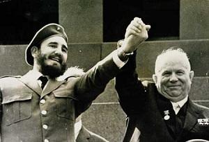 krushchev fidel