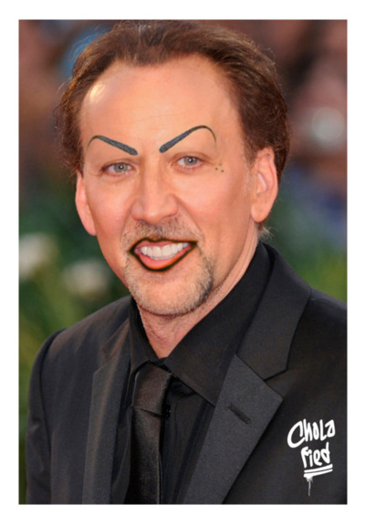 Nick-Cholas Cage