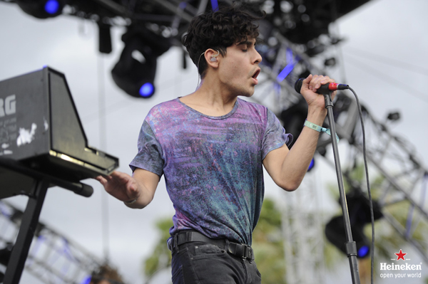 Coachella - Neon Indian