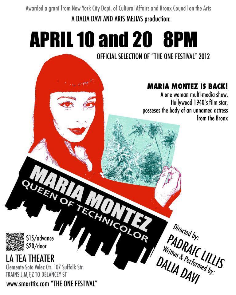 Maria Montes - NY