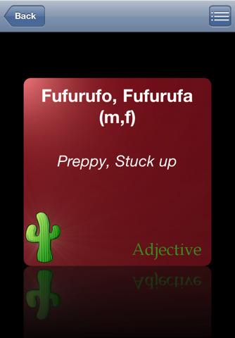 Mexican-slang