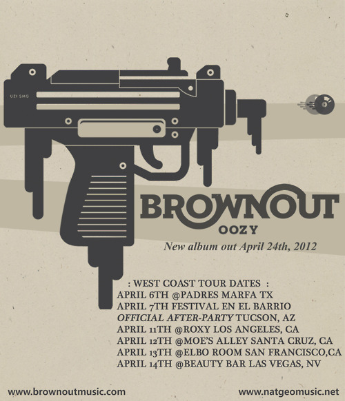 brownout tour dates