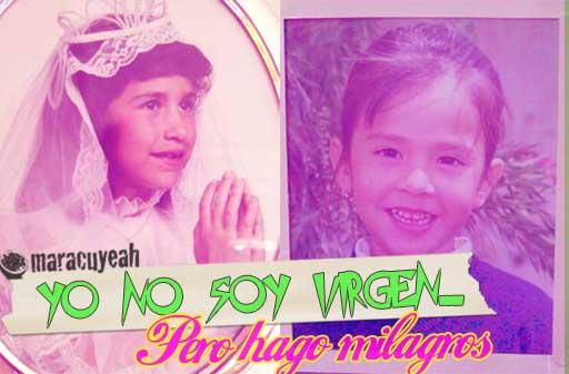 Maracuyeah_yo no soy virgen pero hago milagros