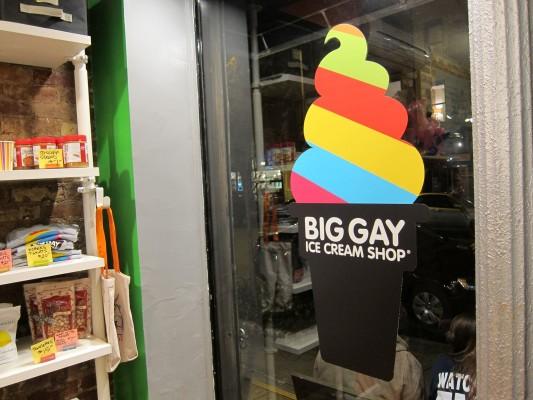 Big Gay Ice Cream Shop