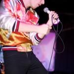 Monica Lionheart, Adrianigual & Alex Anwandter @ Mercury Lounge, NY