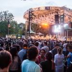 Mala Rodriguez, The Sconek-T, Ximena Sarinana @ Central Park Summerstage, NY