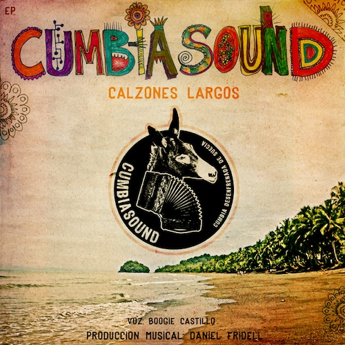 CBLLT037 CUMBIASOUND - CALZONES LARGOS EP COVER