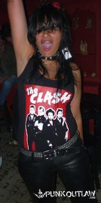 Medellin Punk Fan