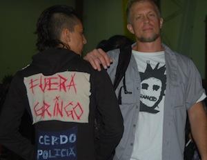 Rob in Bogota