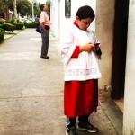 #yolo Altar Boy
