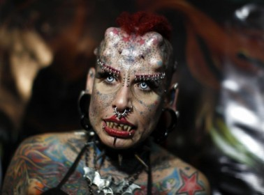 Mexican Vampire Lady