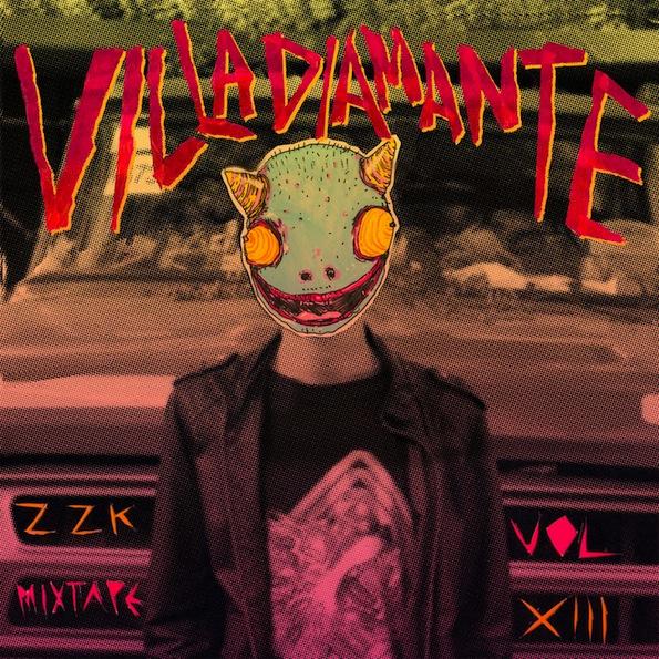 villa diamante mixtape zizek