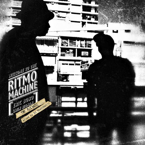 ritmo machine dj rhettmatic