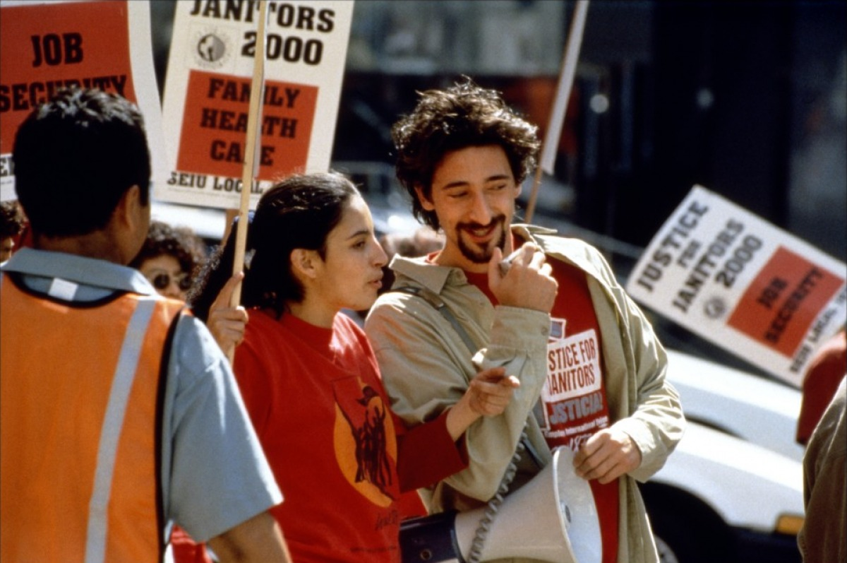 You Should Stream: Adrien Brody in 'Bread and Roses' & Labor Classic 'Salt of the Earth' for May Day
