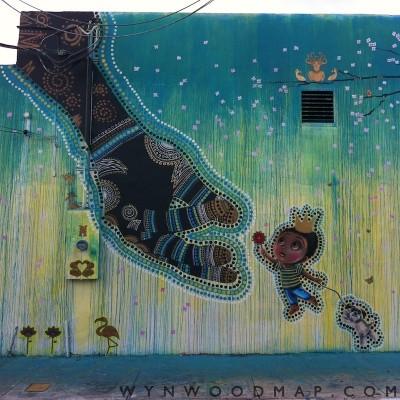Wynwood Maps street art