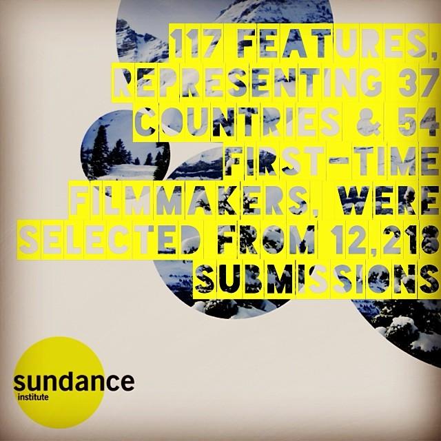 Sundance programming announcment 2014