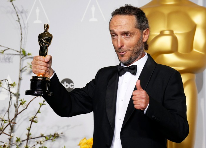 Emmanuel Lubezki won his first Oscar for Best Cinematography in 2014 for 'Gravity'.
