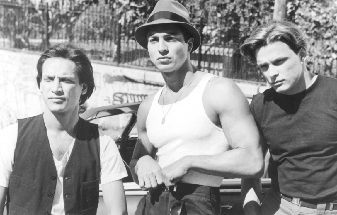 M: Blood In, Blood Out: Jesse Borrego