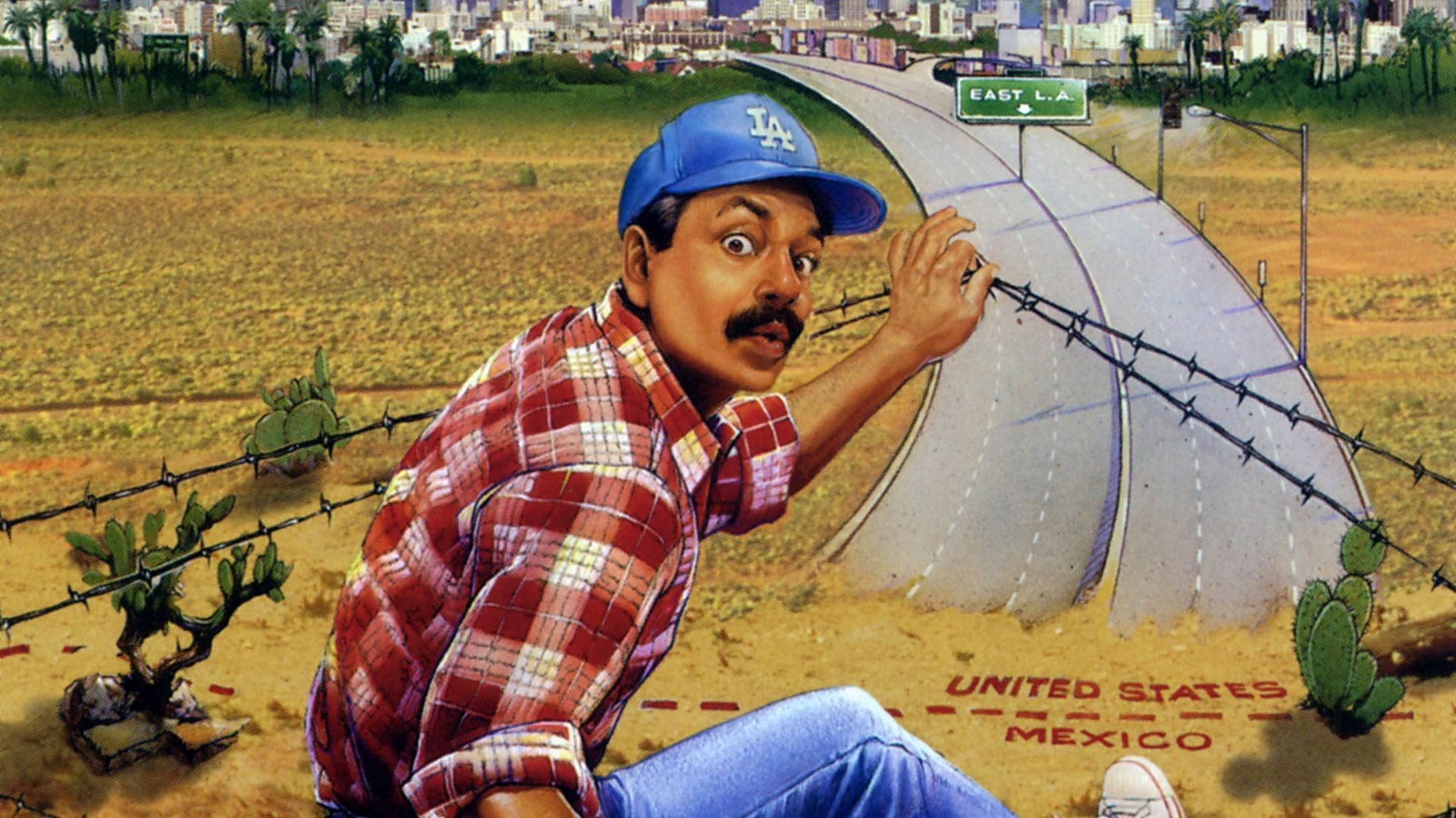 Why Cheech Marin's 'Born in East LA' Is Still Painfully Relevant 30 Years Later