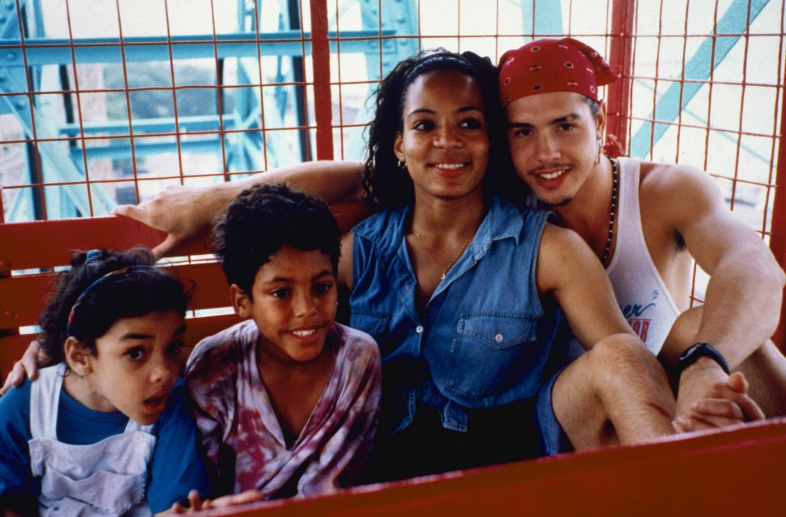 25 Years Ago, 'I Like It Like That' Brought an Afro-Latina Story to Theaters. What Were the Reviews Like?