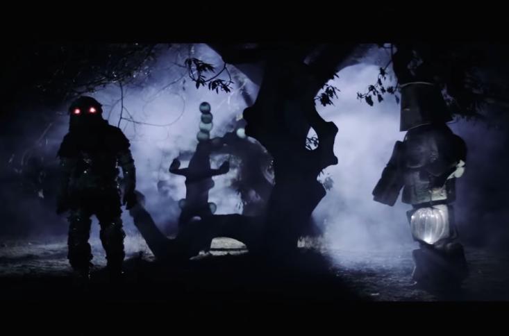 """Watch Protistas' B-Movie-Style Video for """"En Mis Genes"""""""