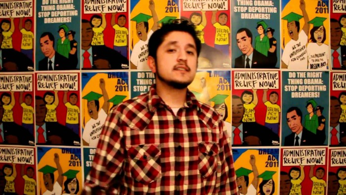 jesus osito webseries undocumented