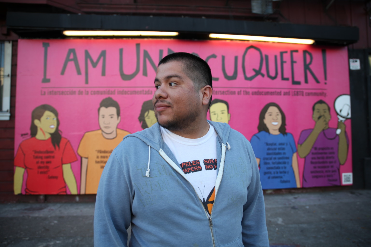 "'Osito' Is an Honest, Edgy Comedy About ""Homo-Hetero"" Friendship From Two Undocumented Activists"