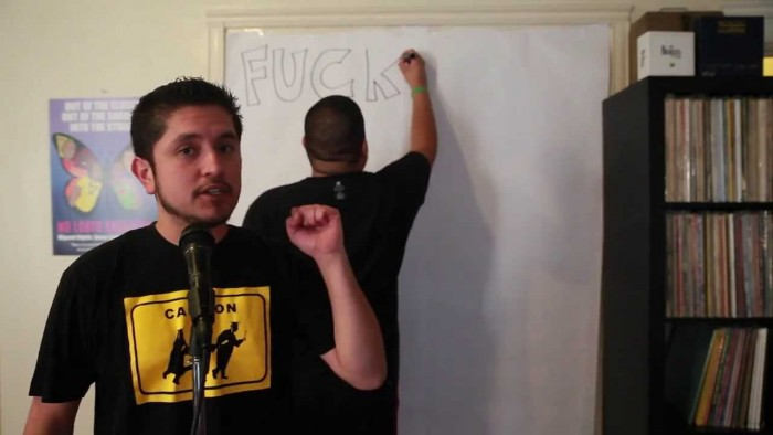 osito webseries jesus julio microphone