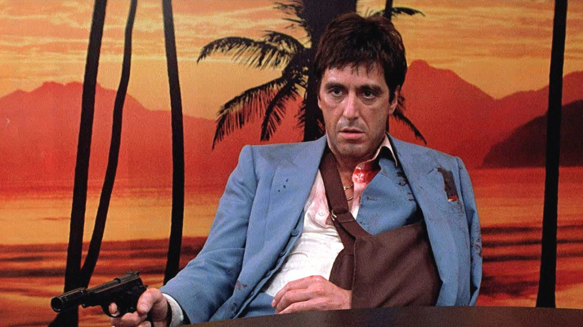 an analysis of the movie scarface by brian de palma Find trailers, reviews, synopsis, awards and cast information for scarface (1983) - brian de palma on allmovie - al pacino stars as tony montana, an exiled cuban.
