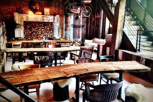 Local Eats: Argentine/Italian Rustic Pizza and Empanada Bar 'Shelter Pizza'