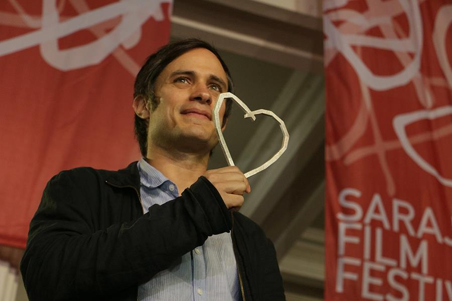 Gael Garcia Bernal is Winning Hearts in Sarajevo and Breaking Hearts on the Internet