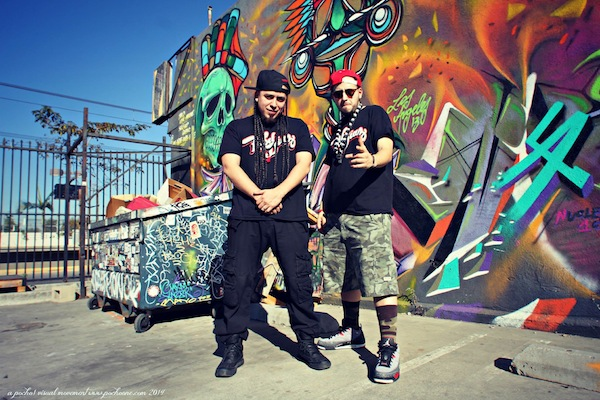 "Exclusive Video Premiere: Rebel Diaz's ""La Patrulla"" ft. King Capo"