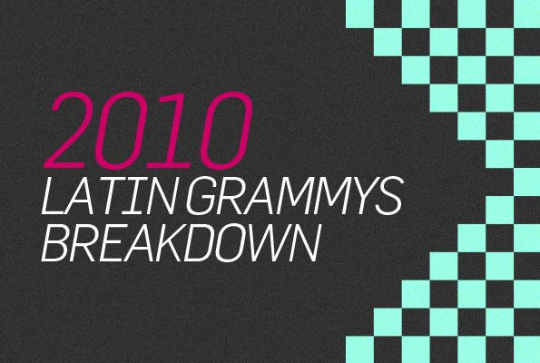 11 things you need to know about the 11th annual Latin GRAMMYs