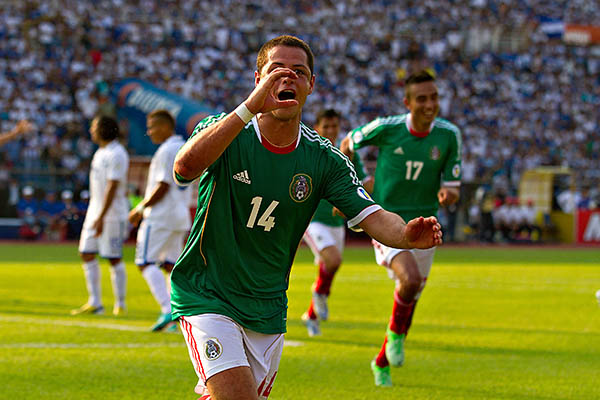 Six Ways Chicharito Can Triumph at Real Madrid