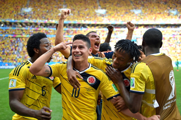 Six Reasons Why Colombia Might Beat Los Brasileiros