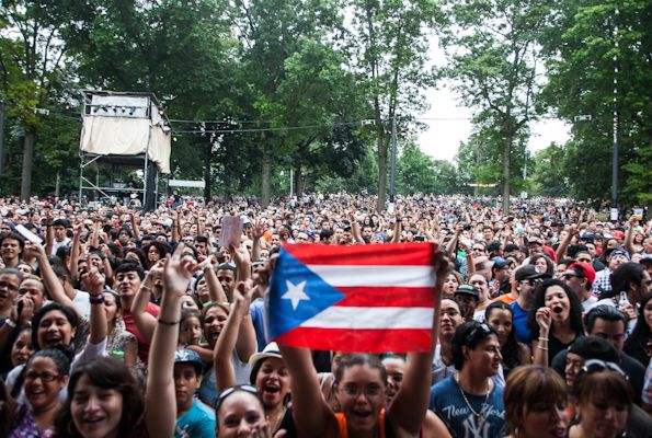 Central Park Summerstage Lineup 2014: 50th Anniversary of Fania Records & more!